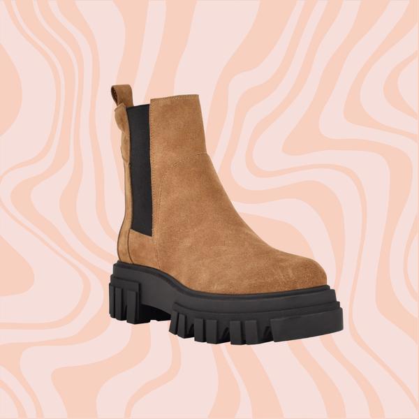 chunky fall shoes