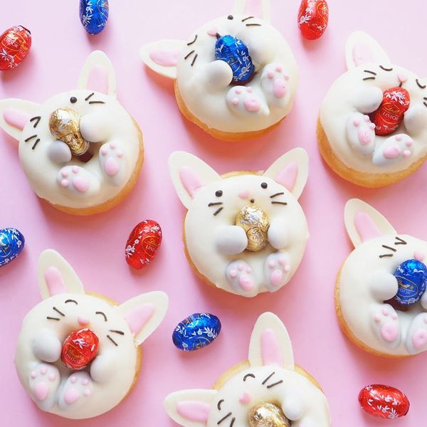 This Adorable Bunny Donuts Recipe Is a Must-Have for Your Easter Dessert Spread