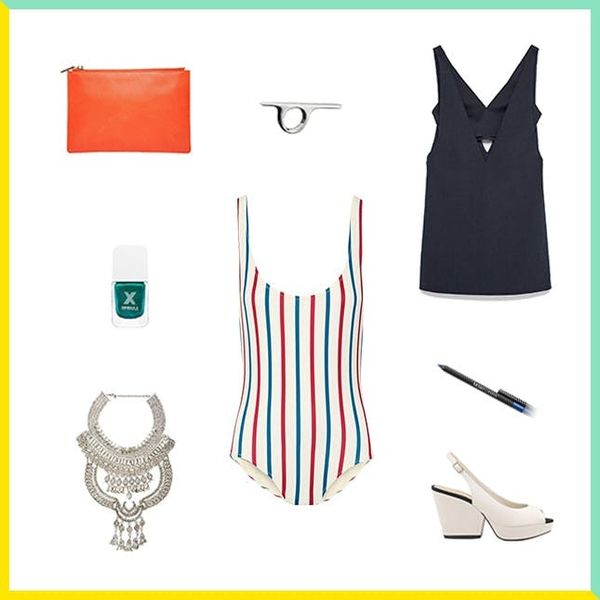 How to Wear a One-Piece Off the Beach (It's Possible!)