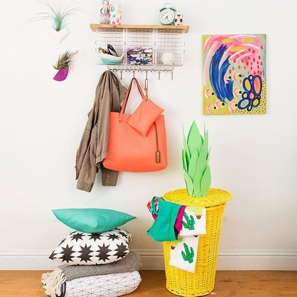 Summer Will Never Be Over With This Laundry Basket