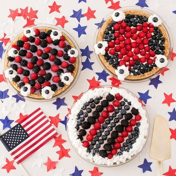 3 No-Bake Pies to Make for the 4th of July