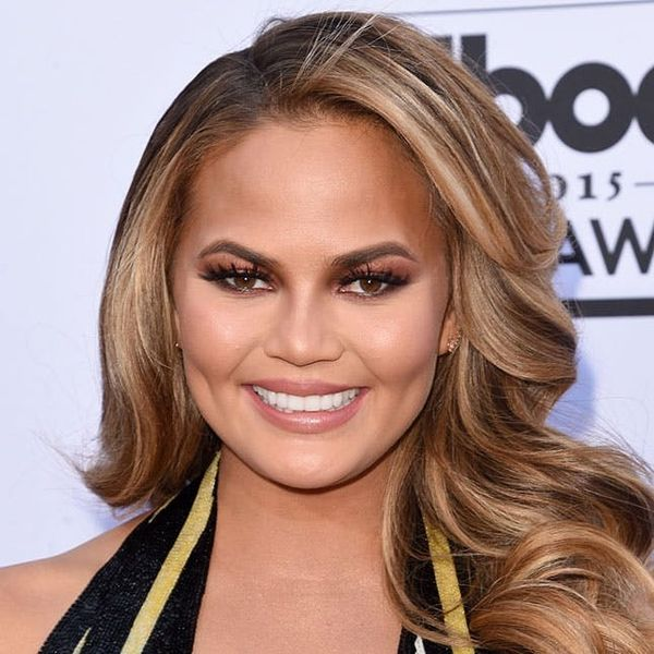 Chrissy Teigen Just Won Best Poolside Look of the Summer