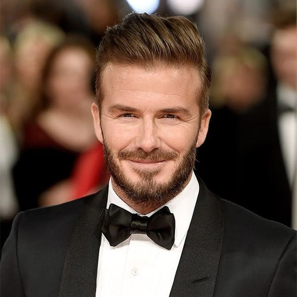 David Beckham's New Tattoo for Victoria Beckham Will Make You Swoon