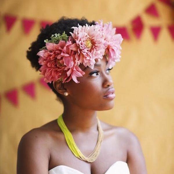12 Ways to Rock Flowers in *Any* Wedding 'Do
