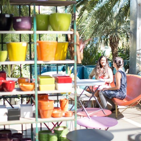 THIS is Hands Down the Most Colorful, Creative Flower Store in the Country
