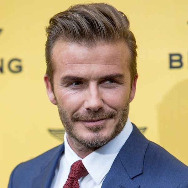 David Beckham's Latest Tattoo Was Inspired by His Daughter