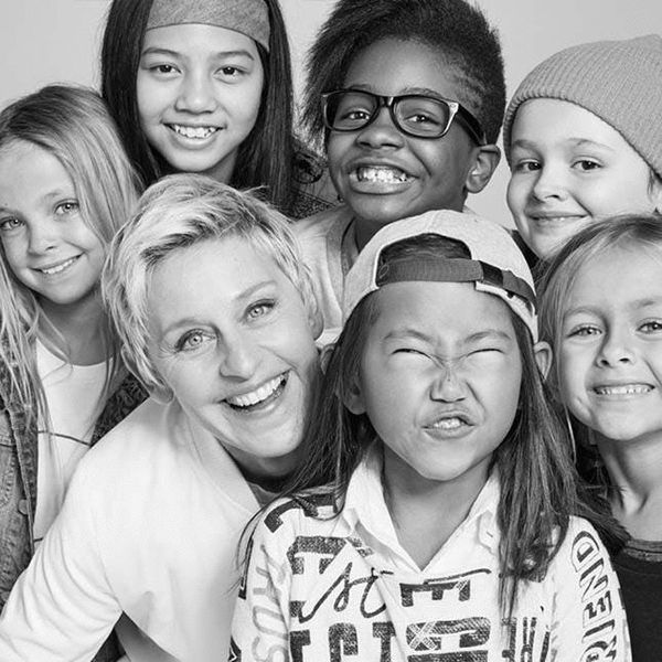 The Kid Models for Ellen's Gap Collab Have Super Impressive Resumes