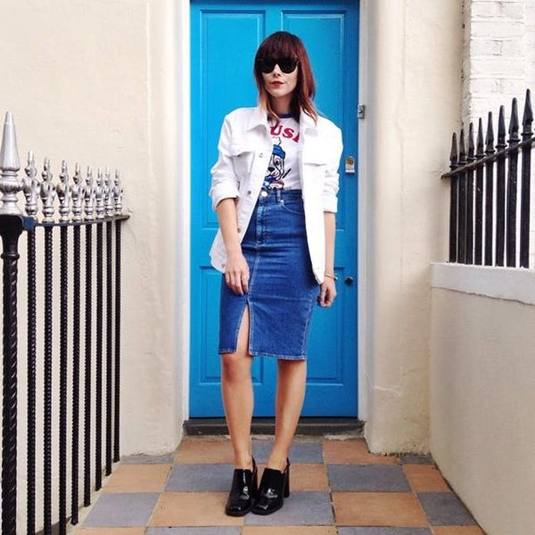 7 #OOTDs of the Week: 7 Stylish Ways to Wear Red, White + Blue