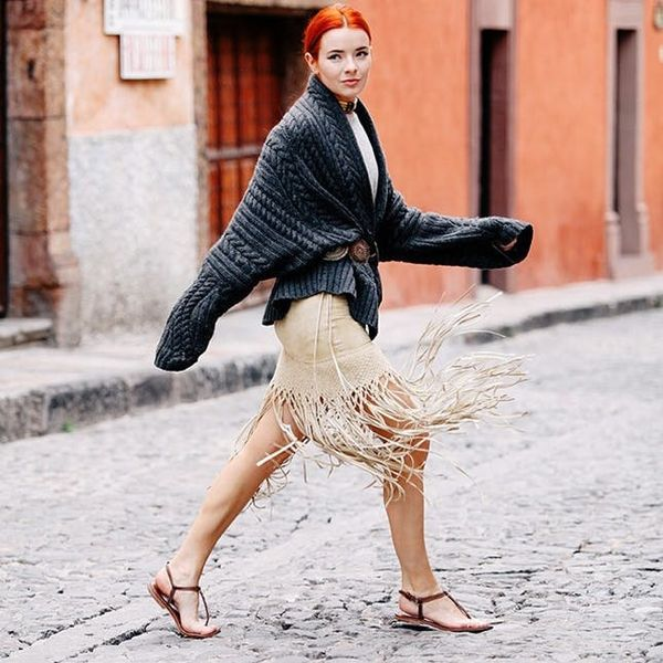 7 #OOTDs for the Week: Non-Festival Ways to Rock Fringe