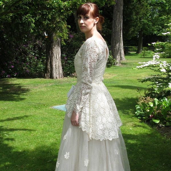 The Story Behind This Wedding Dress Will Make You Believe in Love