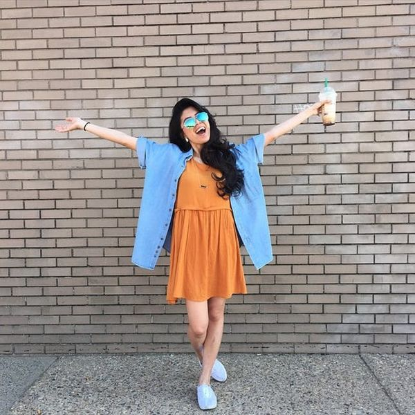7 #OOTDs of the Week: How to Rock an Oversized Shirt in Summer