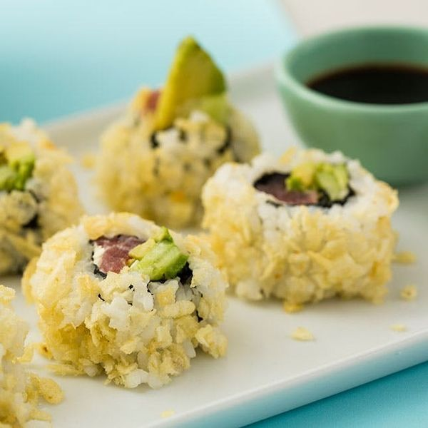 Learn How to Roll Your Own Sushi
