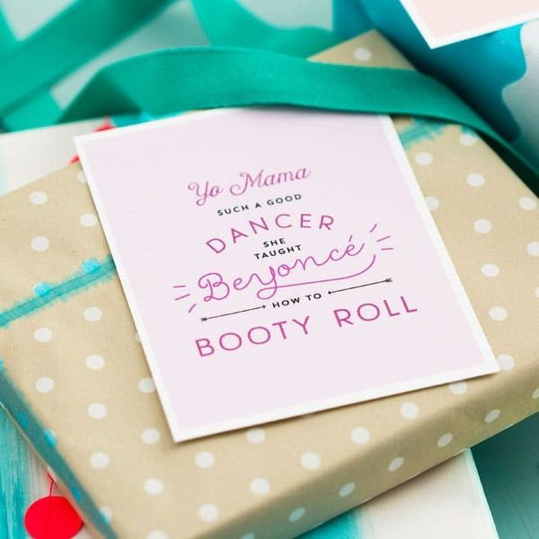 """8 Printable """"Yo Mama"""" Cards *YO* Mom Will Love for Mother's Day"""