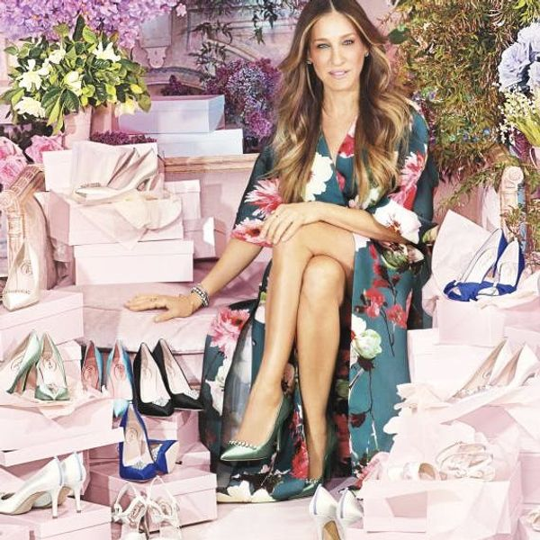 You'll Want to Wear SJP's New Bridal Shoe Collection Even If You're Not Getting Hitched