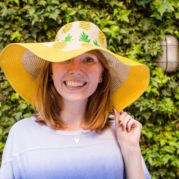 4 Style Hacks to Update an Old Beach Hat