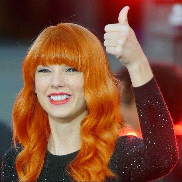 The BritList: Ginger-fied Celebs, a Kardashian Blocker + More