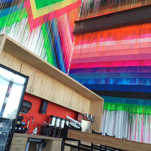 The 10 Coolest Things from Facebook's New Offices