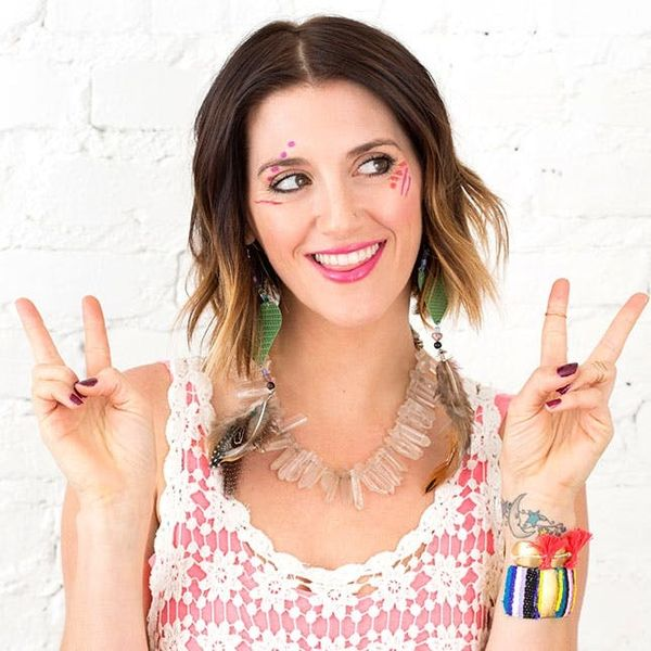 4 Easy Ways to DIY Festival Face Paint in Just 3 Steps