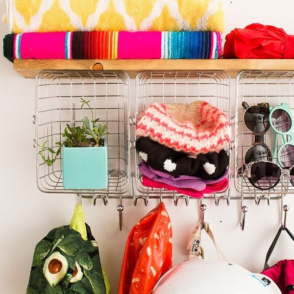 How to Make an Anthropologie Wire Wall Organizer for Half the Price