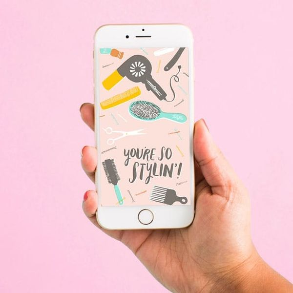 Download Now: 6 New Desktop + Smartphone Wallpapers Designed by Hello!Lucky