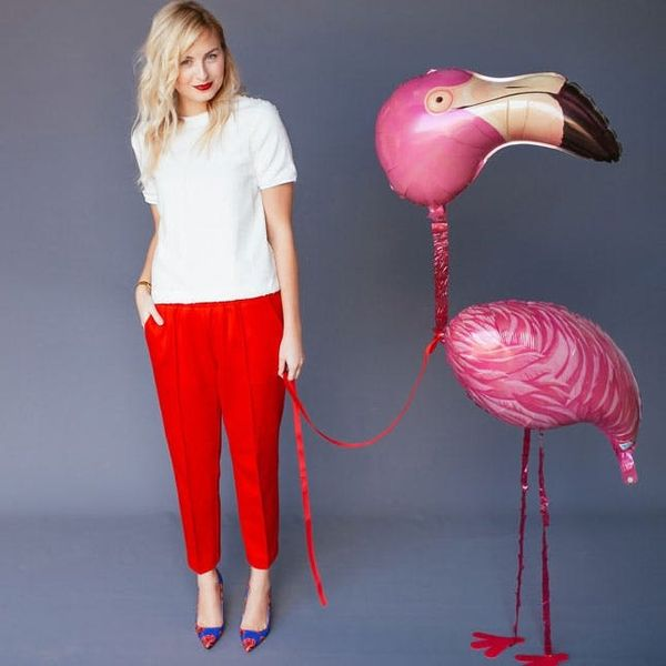 The BritList: Life-Size Flamingo Balloons, 3D Printed Glasses and More