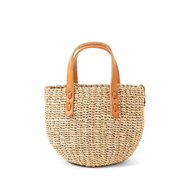 19 Straw Bags You Can Take to Work *and* to the Beach