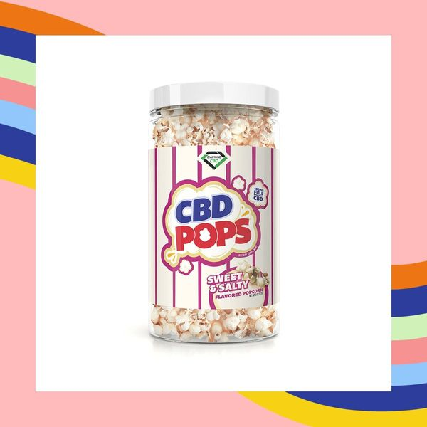 These Sweet and Savory CBD Snacks Will Satisfy Your Munchies