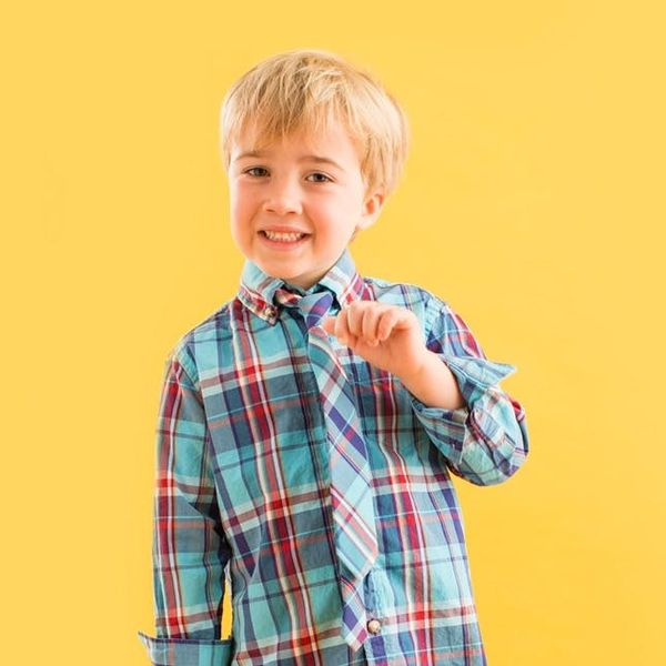 Mini Style FTW: 2 Ways to Style the Littlest Bros in Your Life