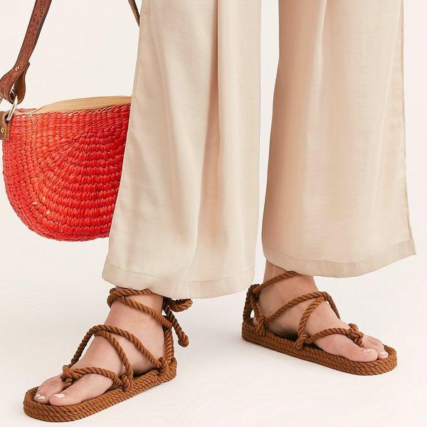All the Best Summer Beach Shoes That Aren't Flip Flops