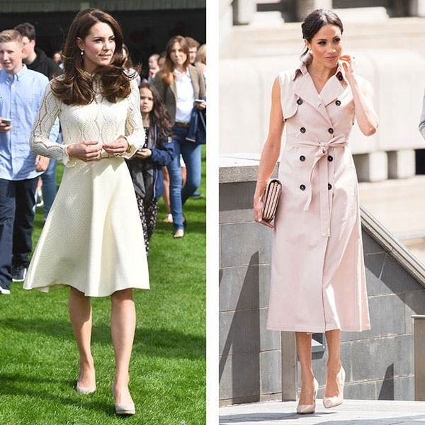 11 Easter Outfit Ideas We're Stealing from Kate Middleton and Meghan Markle