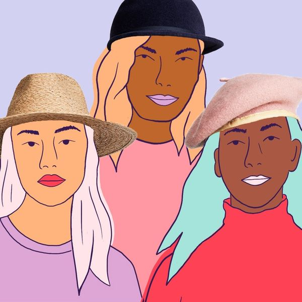How to Finally Find the Right Hat for Your Face Shape