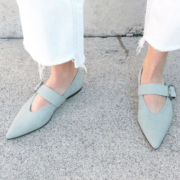 19 Reasons Why Mary Janes Are the Ballet Flats of 2019