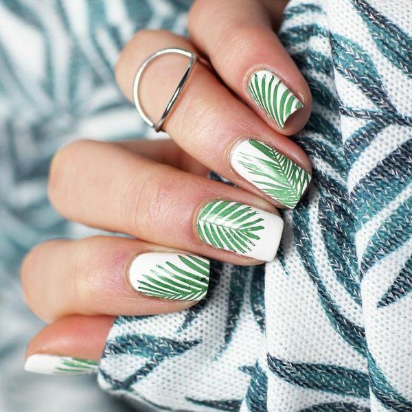 15 Desert-Inspired Nail Art Ideas for Coachella Weekend