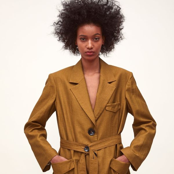 19 Belted Blazers That Werk for Work and Beyond