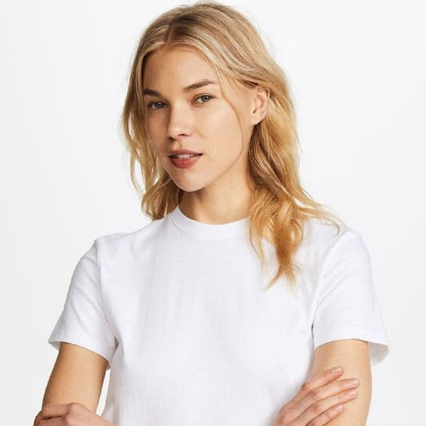 9 Perfect White T-Shirts That Totally Complete Your Outfit