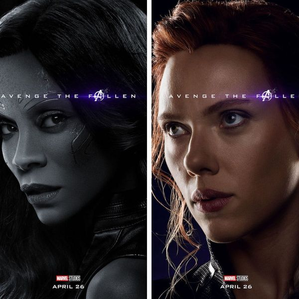 The 'Avengers: Endgame' Character Posters Confirm Who Survived 'Infinity War' — and Who Didn't