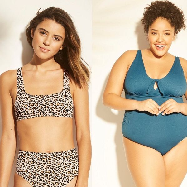 All the Swimsuits We're Buying from Target's Massive BOGO Swim Sale