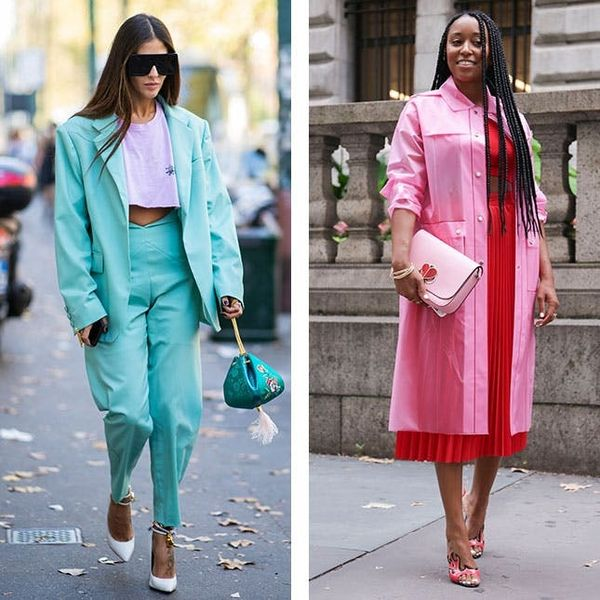 How to Wear a Crop Top Like a Fashion Person in Spring 2019