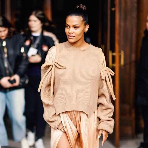 8 Street Style-Approved Reasons to Wear Structured Sleeves This Spring