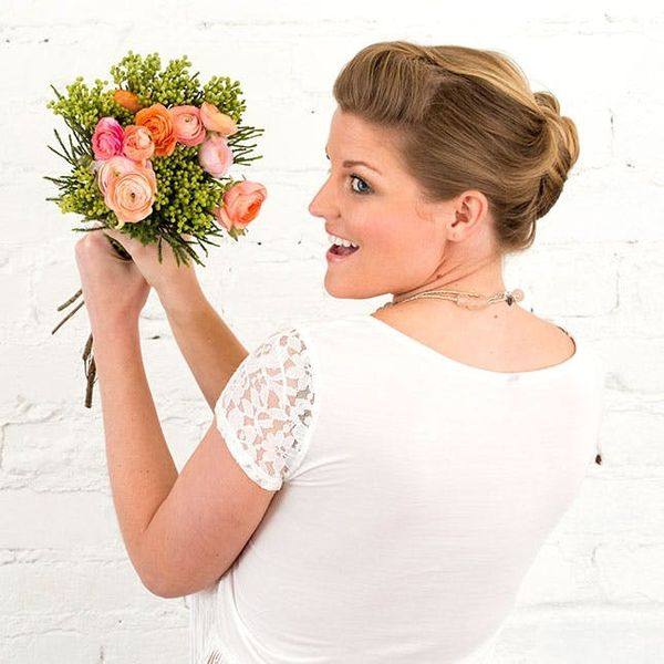 3 Wedding-Ready Updos Perfect for Medium Length Hair