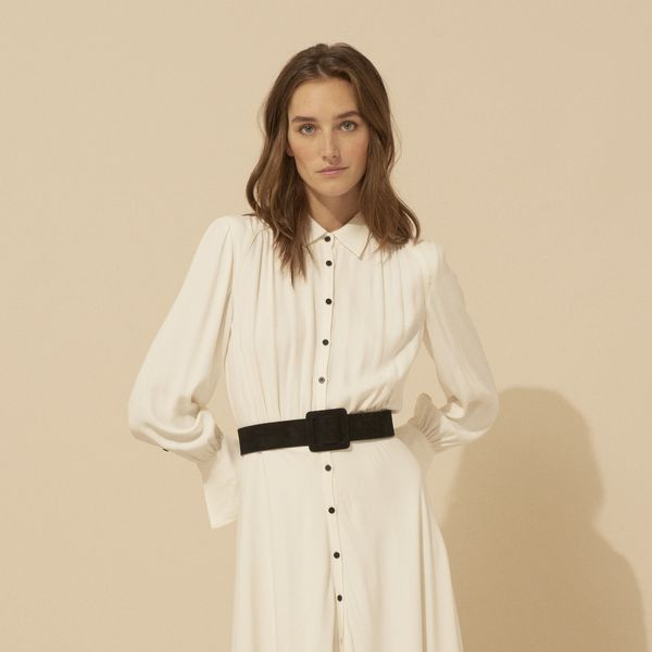 15 Long-Sleeve Wedding Guest Dresses That Are Totally Sexy
