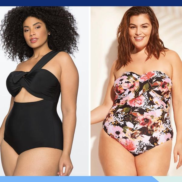 19 Universally Flattering One-Piece Swimsuits for Your Spring Vacay