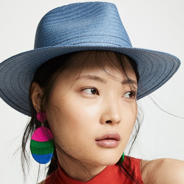 21 Spring Hats to Keep You Covered When You Finally Get to the Beach