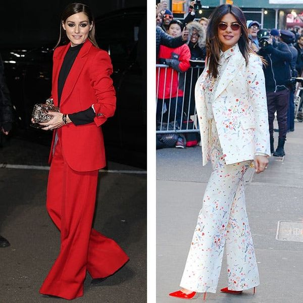 8 Ways to Wear a Power Suit This Spring, According to Celebs