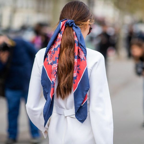 Paris Fashion Week's Best Street-Style Hair Moments So Far