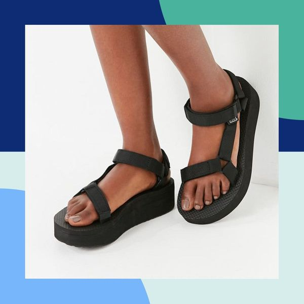 Channel Your Inner '90s Kid With This Throwback Spring Sandal Trend
