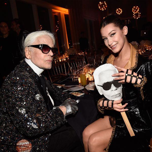 Celebs Pay Tribute to Karl Lagerfeld