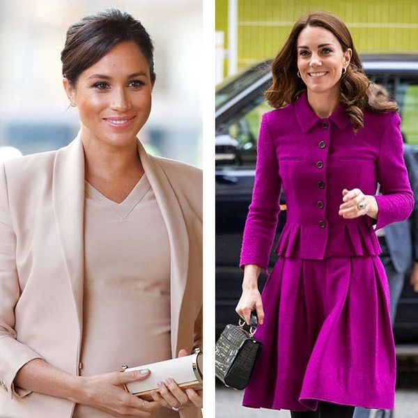3 Bag Trends That Meghan Markle and Kate Middleton Swear By