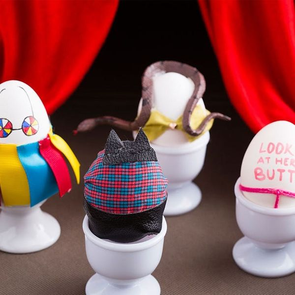 Can You Guess Which Pop Stars These Easter Eggs Are Dressed Up As?