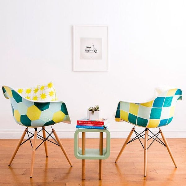 How to Use Tissue Paper to Give Furniture a Cheap Makeover